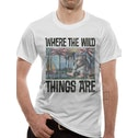 Where The Wild Things Are - Book Cover Men