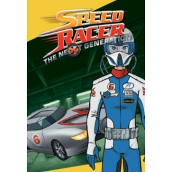 Speed Racer: The Next Generation Volume 3