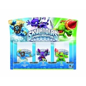 Zook, Lightning Rod, and Cynder (Skylanders Spyro's Adventure) Triple Character Pack G