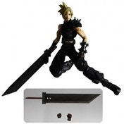 Dissidia Final Fantasy Cloud Stife Figure