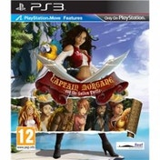 Captain Morgane and the Golden Turtle Game PS3