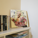Wooden Vinyl Record Stand | M&W Natural - Image 5