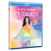 Katy Perry The Prismatic World Tour Live Blu-ray