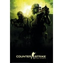 Counter Strike Team Maxi Poster