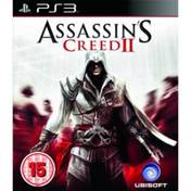Assassin's Creed II 2 PS3 Game