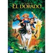 Road To El Dorado DVD