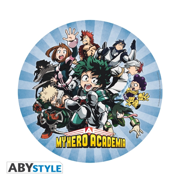 My Hero Academia - Heroes Mouse Mat