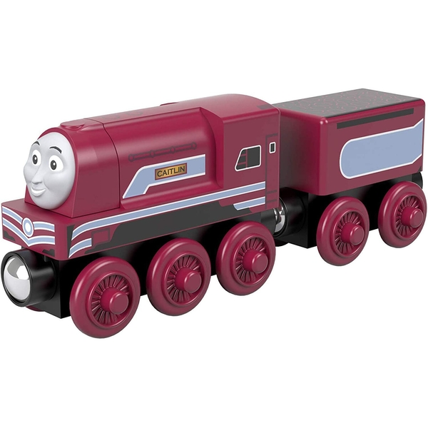 Thomas & Friends Caitlin Large Engine Wooden Figure