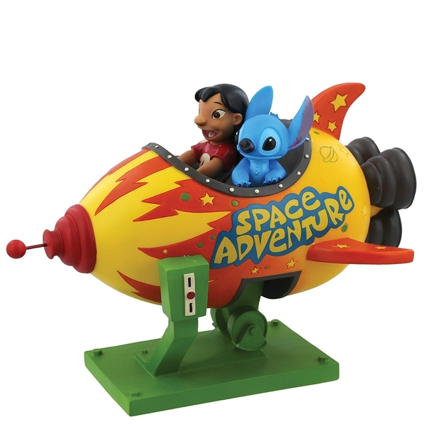Space Adventure (Lilo and Stitch) Enchanting Disney Figurine