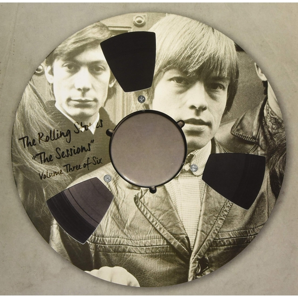Rolling Stones - The Sessions Vol. 3 Clear  Vinyl