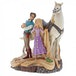 Live Your Dream Carved by Heart (Tangled) Disney Traditions Figurine - Image 2