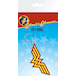 Wonder Woman Logo Key Ring - Image 2