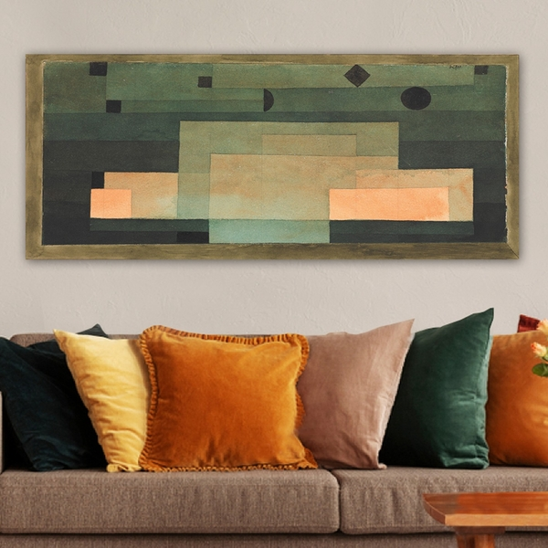YTY751011388_50120 Multicolor Decorative Canvas Painting