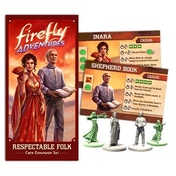 Firefly Adventures: Respectable Folk Expansion (Inara and Shepherd Book)