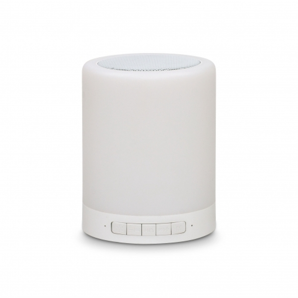 Wireless Speaker With Colour Changing Touch Lamp UK Plug - Image 9