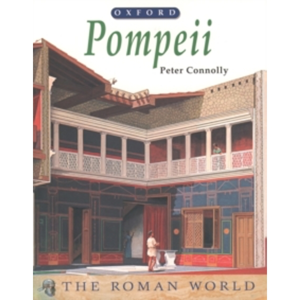 Pompeii by Peter Connolly (Paperback, 1990)