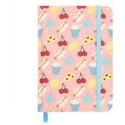 Fruit Print A6 Notebook