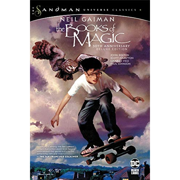 Books of Magic 30th Anniversary  Hardback Gaiman, Neil