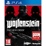 Wolfenstein The New Order Occupied Edition PS4 Game