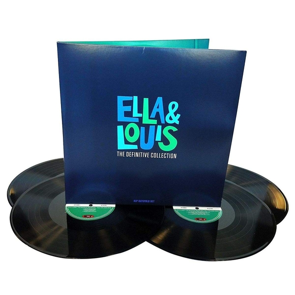 Ella & Louis - The Definitive Collection Vinyl