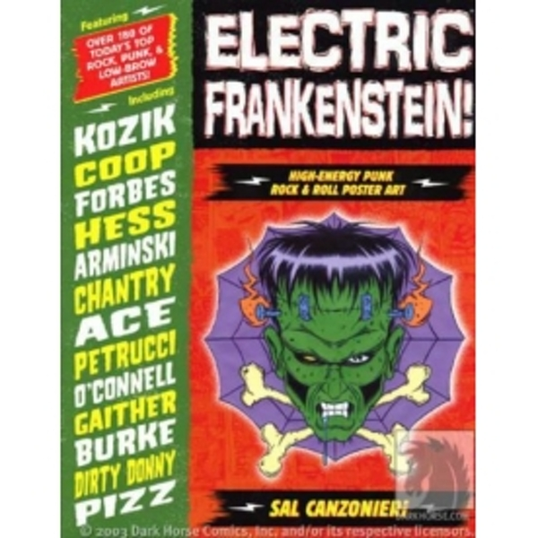 Electric Frankenstein!
