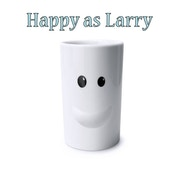 Thabto Mood Mugs Happy as Larry