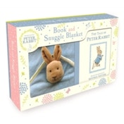 Peter Rabbit Book and Snuggle Blanket by Beatrix Potter (Mixed media product, 2015)