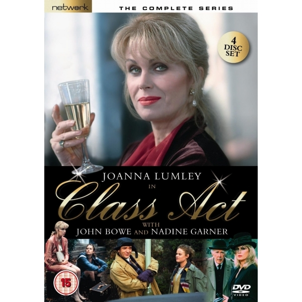 Class Act - The Complete Series DVD