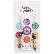 Chakra Earrings Pack Of 10