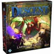 Descent Labyrinth of Ruin Board Game