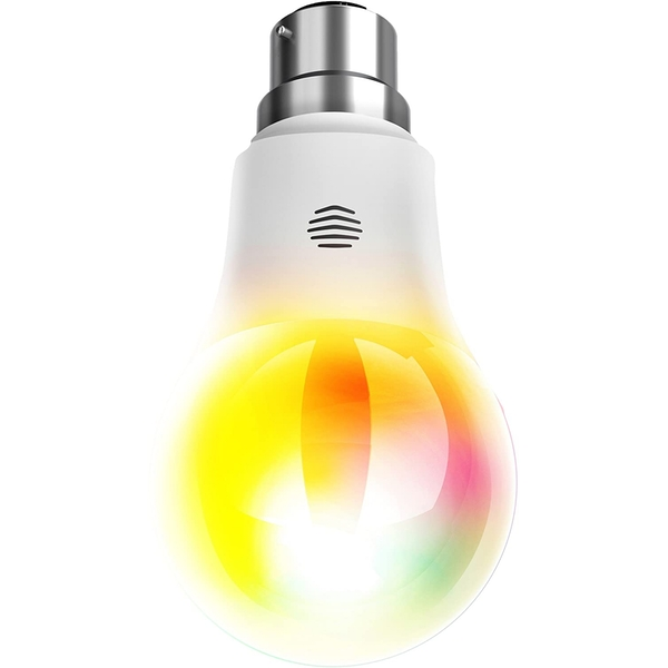Hive UK7000853 Light Colour Changing Smart Bulb with B22 Bayonet 9.5 W [Energy Class A+]