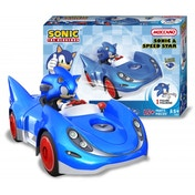 Meccano Sonic and Speed Star