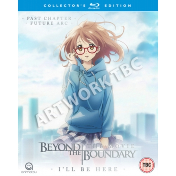 Beyond The Boundary The Movie: I'll Be Here - Past Chapter/Future Arc Collector's Edition Blu-ray