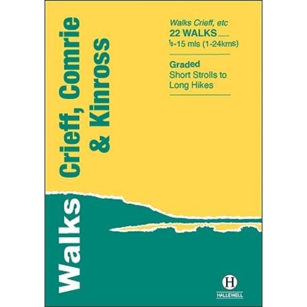 Walks Crieff, Comrie & Kinross by Alistair Lawson (Paperback, 2016)