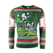 Star Wars - Battle of Endor Unisex Christmas Jumper Medium - Image 5