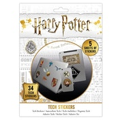 Harry Potter Official Laptop Macbook Stickers