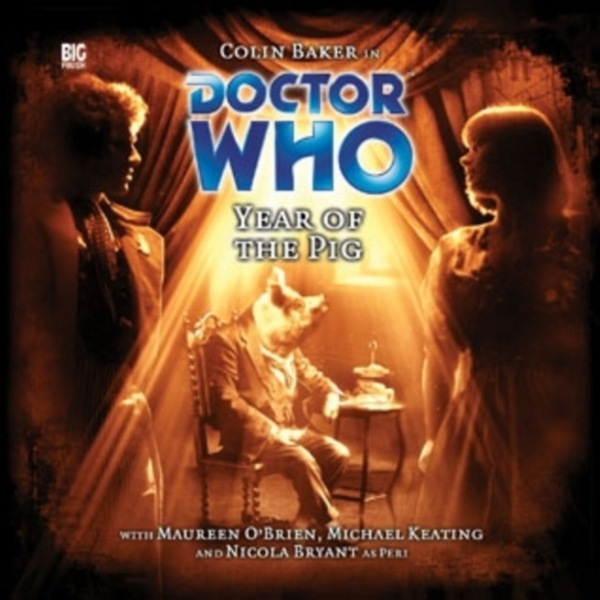 Doctor Who - Year of the Pig Audio Book