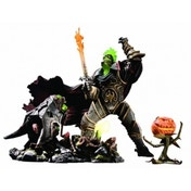 World of Warcraft Premium Series 4 Headless Horseman Figure