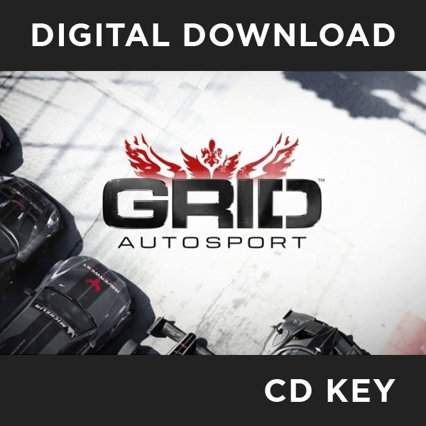 GRID 3 Autosport PC CD Key Download for Steam