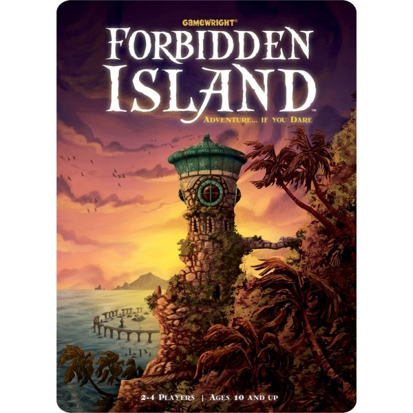 Forbidden Island Board Game - Image 2
