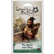 Legend of the Five Rings LCG: For Honor and Glory Dynasty Expansion Pack