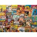 Gibsons Spirit of the 60's Jigsaw Puzzle - 1000 Pieces - Image 2