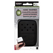 Zippo 12 Hour Easy Fill Re-Useable Hand Warmer Black