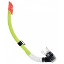 Divetech Delta Snorkel Black / Yellow