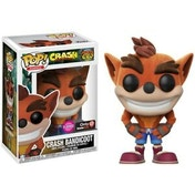 Crash Bandicoot Flocked Funko Pop! Vinyl Figure #273