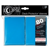 Ultra Pro Eclipse PRO-Matte Light Blue Standard 80 Sleeves (case of 6)