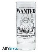 One Piece - Trafalgar Wanted Glass