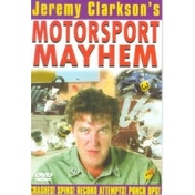Jeremy Clarksons Motorsport Mayhem DVD