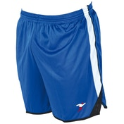 Precision Roma Shorts Junior Royal/White/Black - M/L Junior 26-28""