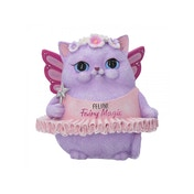 Feline Fairy Magic Cat Statue